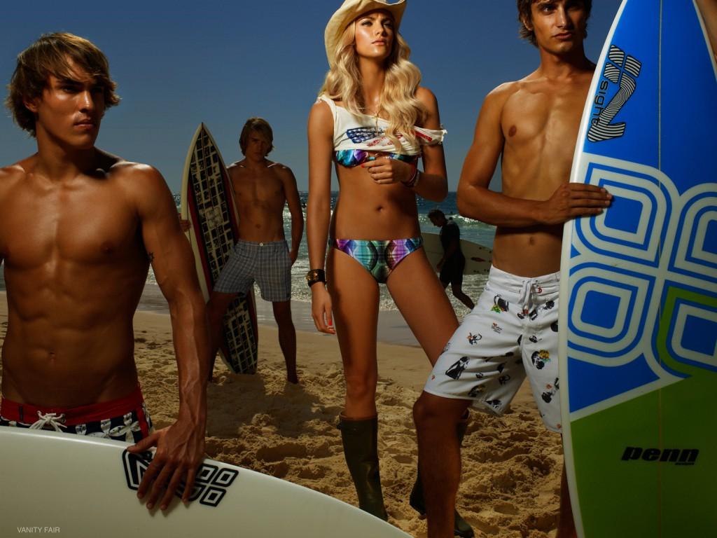 VANITY FAIR ITALY BONDI BEACH SYDNEY AUSTRALIA